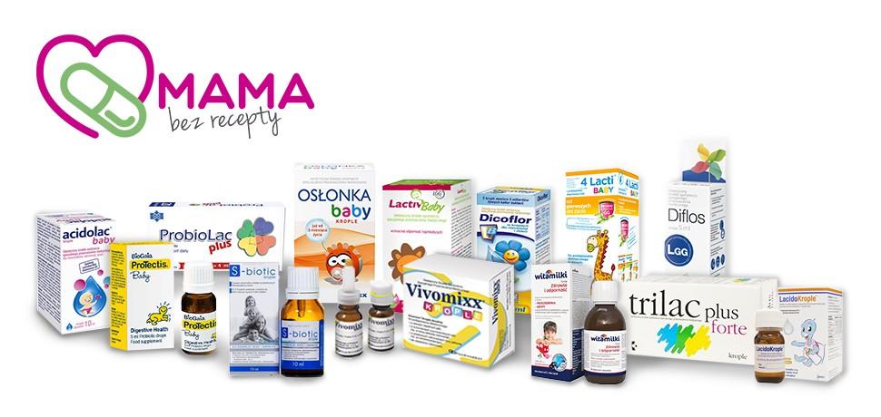 Probiotyki w kroplach - jaki probiotyk dla dzieci?